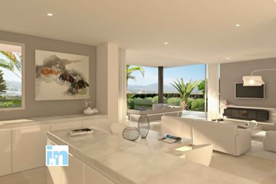 Exclusive luxury development of 39 apartments and penthouses. La Montesa Cabopino properties for sale.