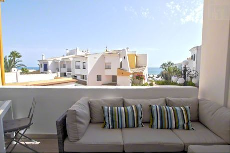 This property in Puerto de Cabopino has been totally redesigned to make the most out of its space with two bedrooms and one bathroom.