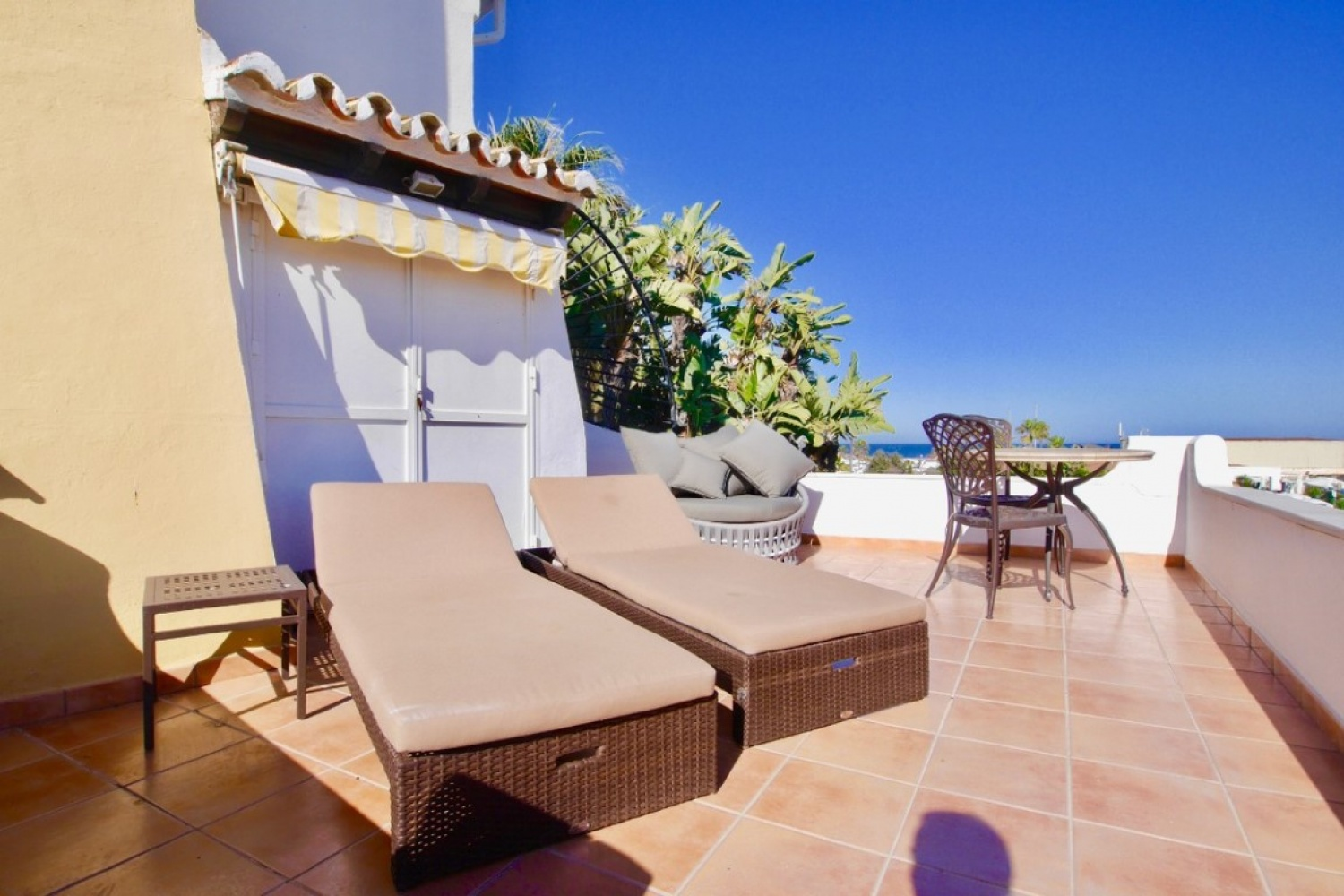 Cabopino, Marbella, Spain, 3 Bedrooms Bedrooms, ,2 BathroomsBathrooms,Apartment,Holiday Rentals,1004